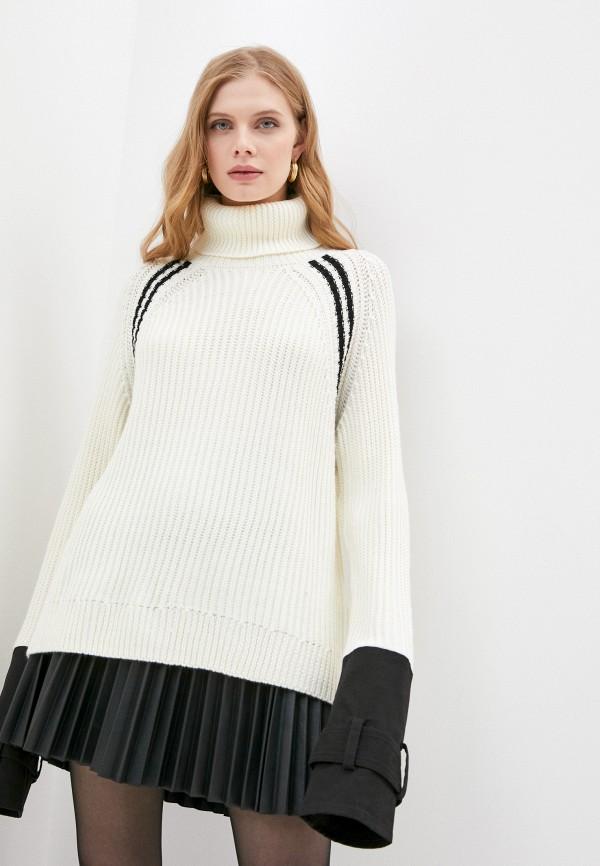 женский свитер neil barrett, белый