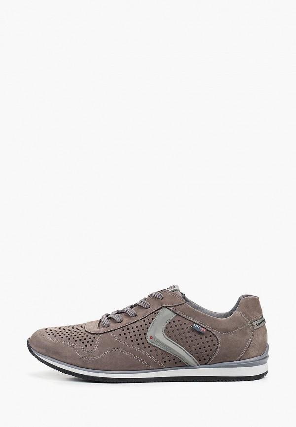 мужские кроссовки nine lines, серые