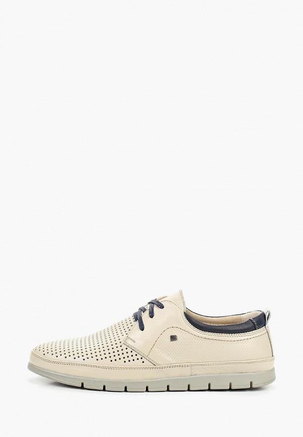 мужские ботинки nine lines, бежевые