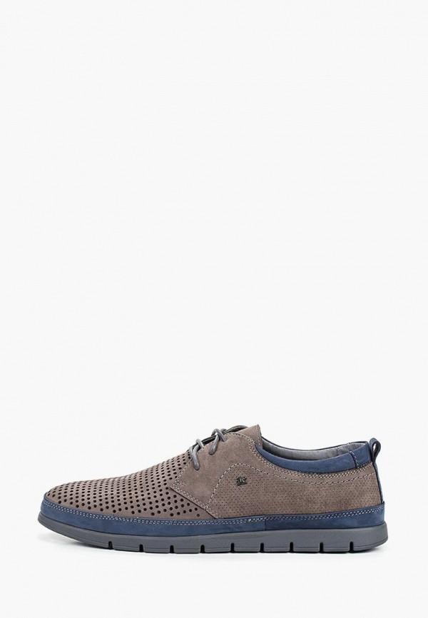 мужские ботинки nine lines, серые
