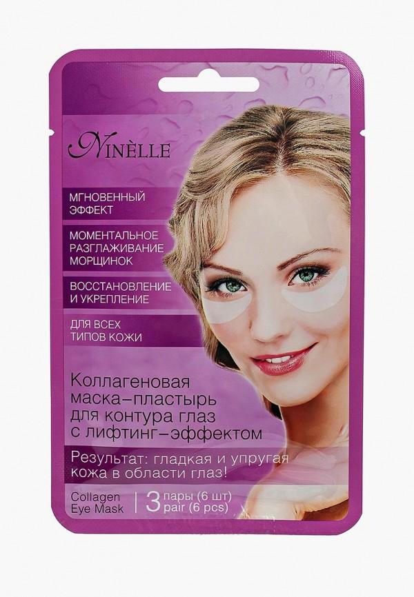 Купить Маска для кожи вокруг глаз Ninelle, коллагеновая с лифтинг эффектом, NI025LWUWX27, Осень-зима 2018/2019