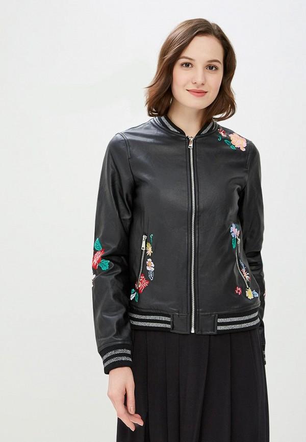 Куртка кожаная Nice & Chic Nice & Chic NI031EWAVIZ0