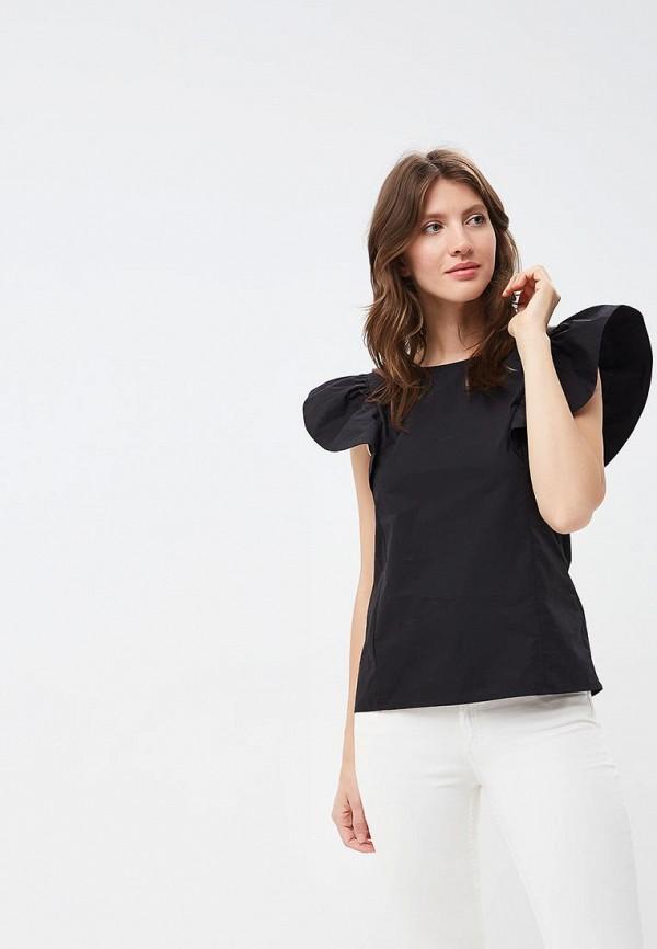 Блуза Nice & Chic Nice & Chic NI031EWBIAU4 блуза marse цвет черный