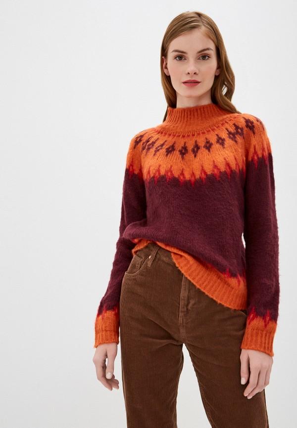 женский свитер nice & chic, разноцветный