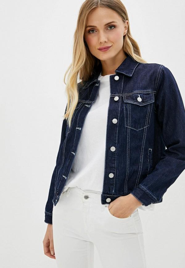 Куртка джинсовая Nice & Chic Nice & Chic NI031EWGJIM6 юбка джинсовая nice