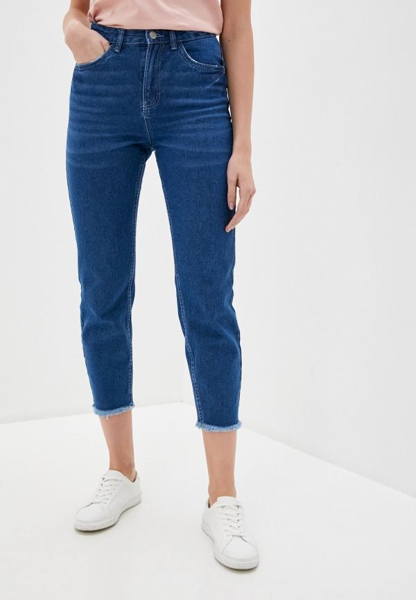 женские джинсы nice & chic, синие
