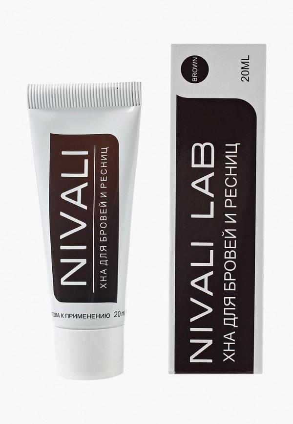 Купить Тушь для бровей Nivali, и ресниц (коричневая), NI032LWYVY34, коричневый, Осень-зима 2018/2019