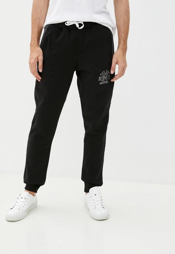 мужские спортивные брюки nisko, черные