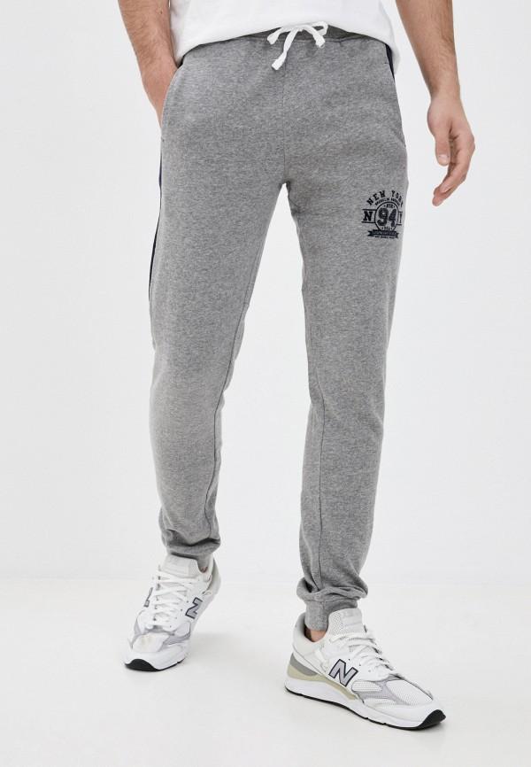 мужские спортивные брюки nisko, серые