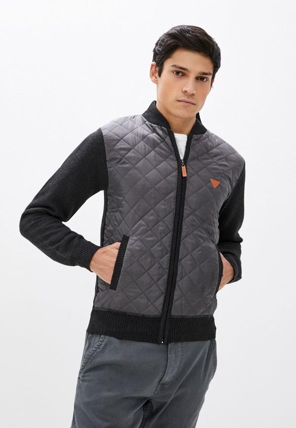 мужская куртка nisko, серая