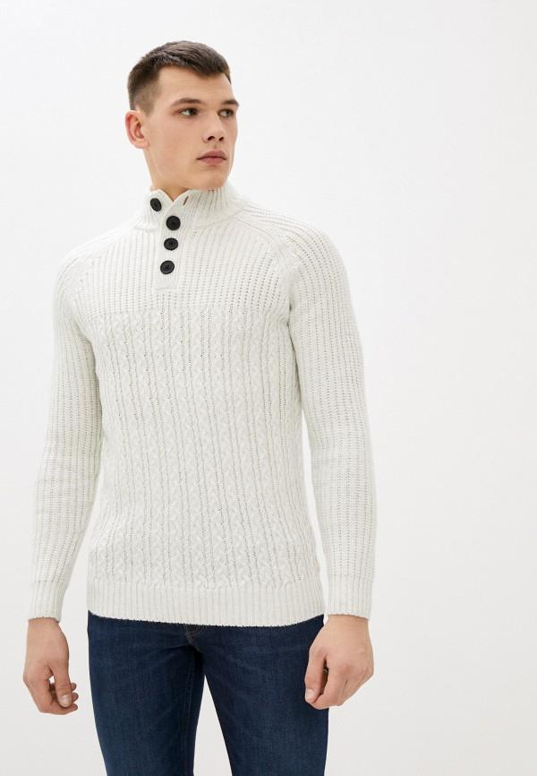 мужской джемпер nines collection, белый