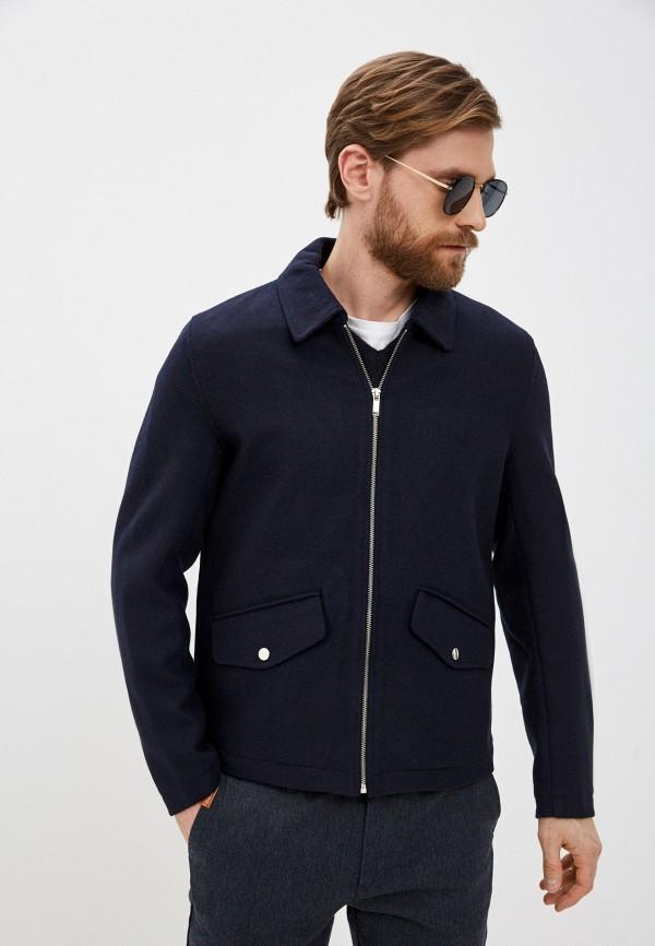 мужская куртка nines collection, синяя