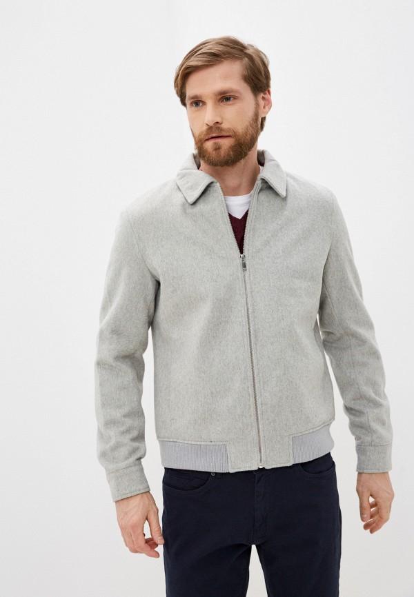 мужское пальто nines collection, серое