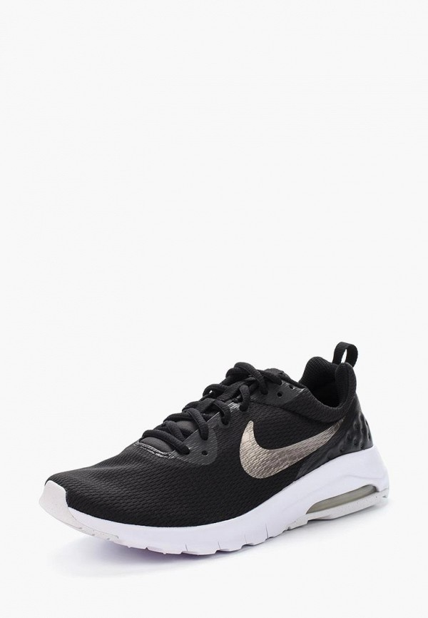 Купить Кроссовки Nike, Boys' Nike Air Max Motion LW (GS) Shoe, ni464ababbq5, черный, Весна-лето 2018