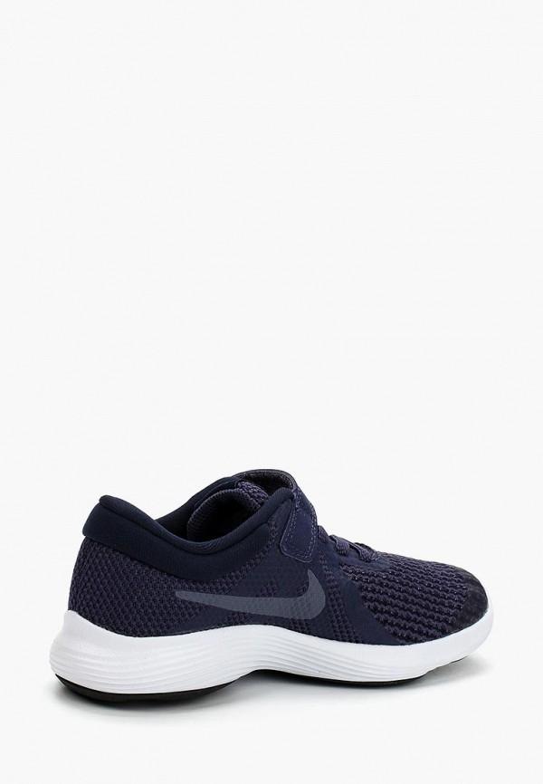 Фото 2 - Кроссовки Nike синего цвета
