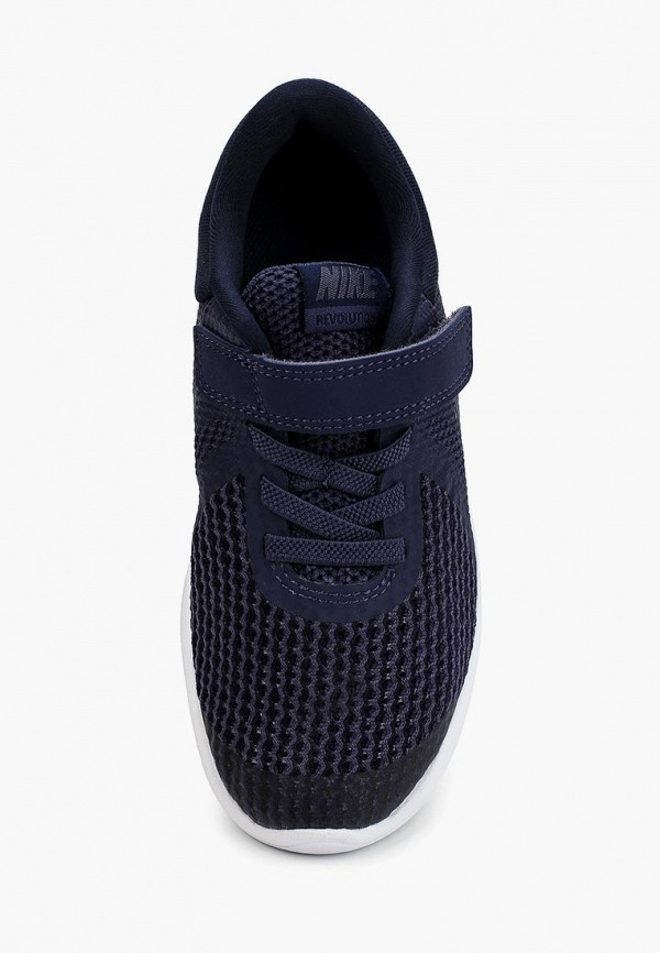 Фото 4 - Кроссовки Nike синего цвета