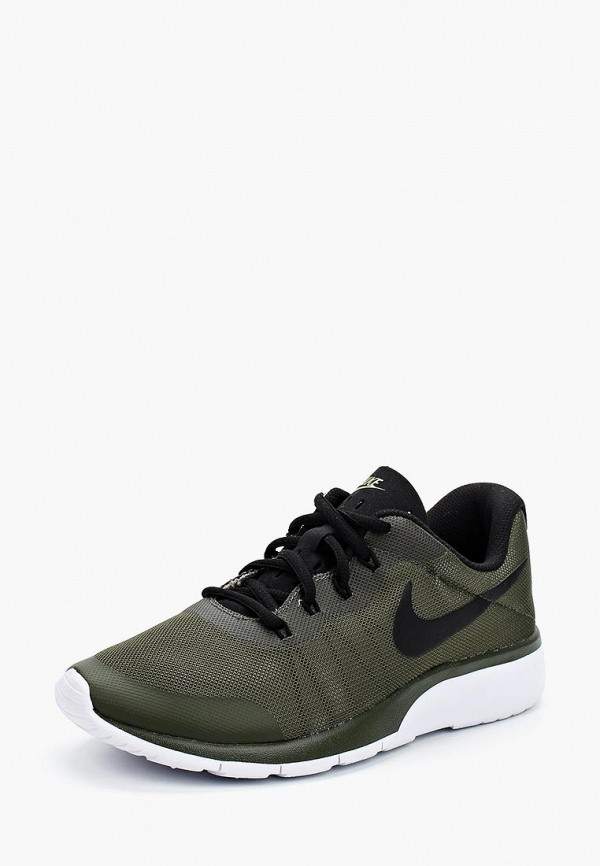 Купить Кроссовки Nike, Boys Nike Tanjun Racer (GS) Shoe, ni464ababce2, хаки, Весна-лето 2018