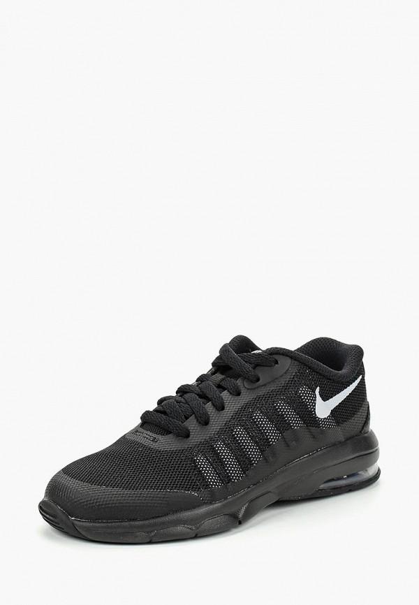 Купить Кроссовки Nike, NIKE AIR MAX INVIGOR (PS), ni464abclsv8, черный, Осень-зима 2018/2019
