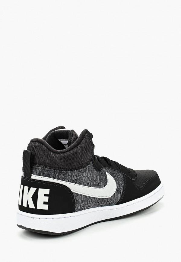 Кеды для мальчика Nike 918340-007 Фото 2