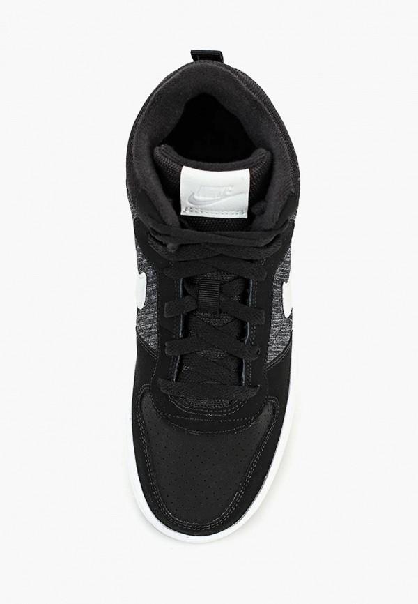Кеды для мальчика Nike 918340-007 Фото 4