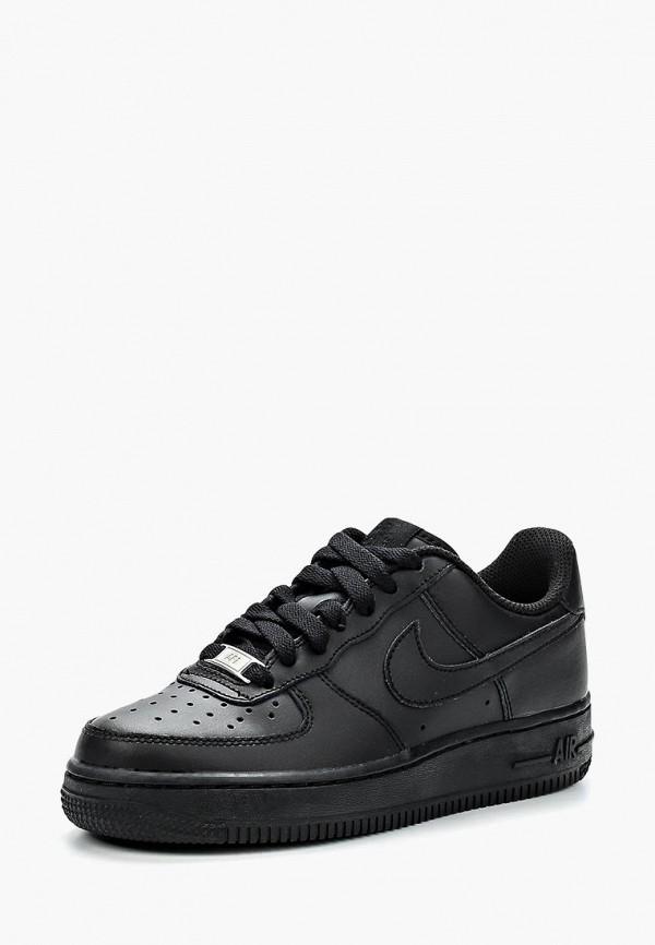 Фото - Кеды Nike черного цвета