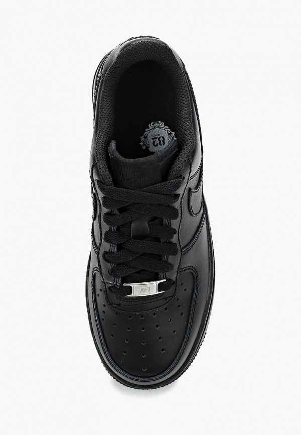 Фото 4 - Кеды Nike черного цвета