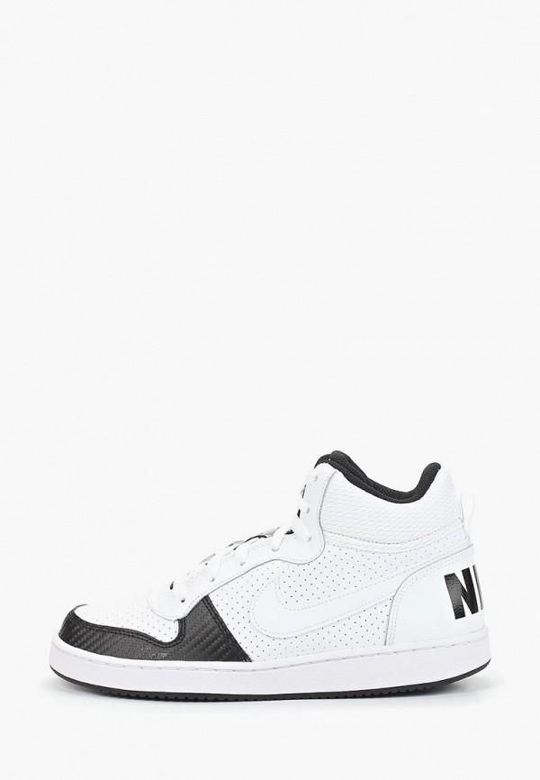 Фото - Кеды Nike Nike NI464ABDSIW8 кеды мужские vans ua sk8 mid цвет белый va3wm3vp3 размер 9 5 43