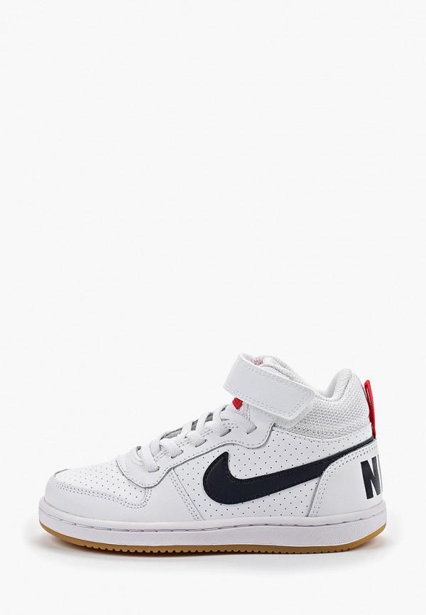 Фото - Кеды Nike Nike NI464ABFMDG0 кеды мужские vans ua sk8 mid цвет белый va3wm3vp3 размер 9 5 43