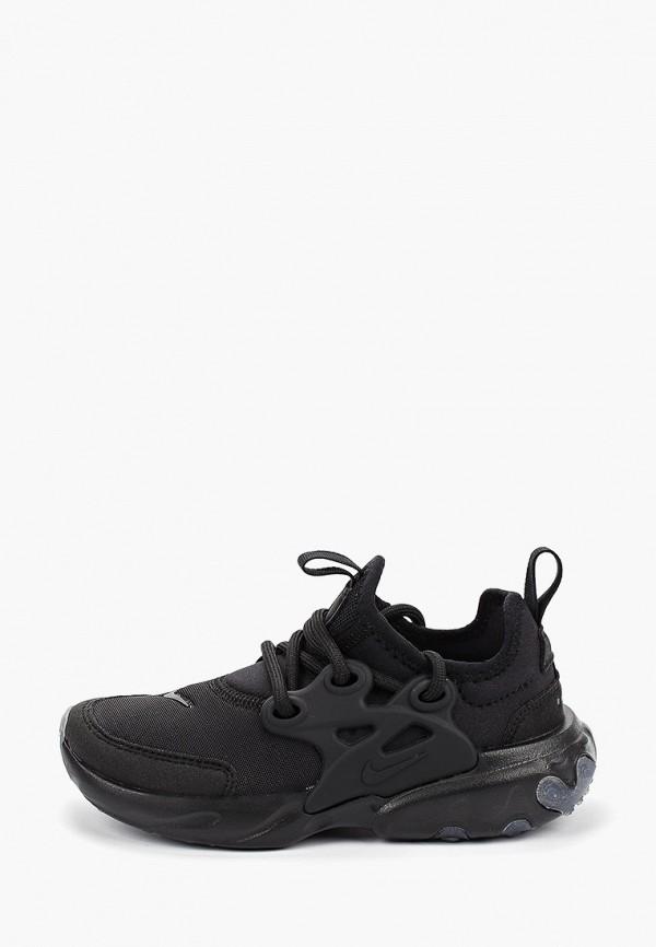 Купить Кроссовки Nike черного цвета