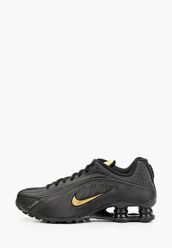 кроссовки nike для мальчика, черные