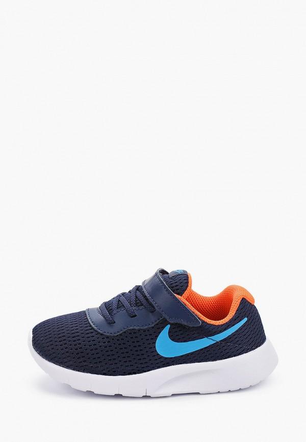 кроссовки nike для мальчика, синие