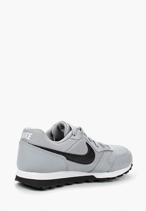 Фото 2 - Кроссовки Nike серого цвета