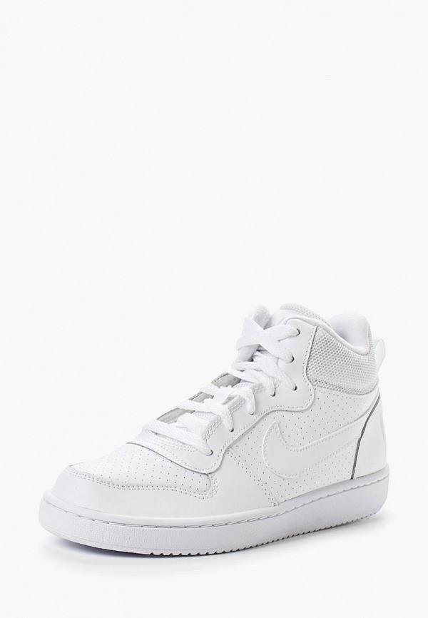 Кроссовки Nike COURT BOROUGH MID (GS)  (839977-100)