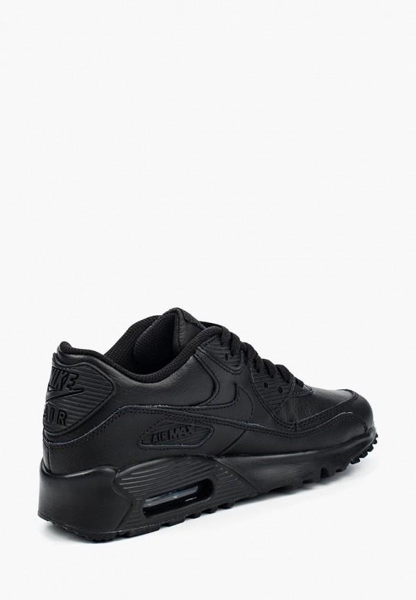 Фото 2 - Кроссовки Nike черного цвета