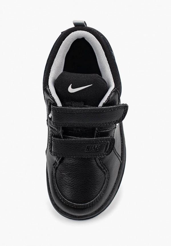 Фото 4 - Кроссовки Nike черного цвета