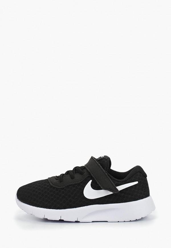 Купить Кроссовки Nike, NIKE TANJUN (TDV), ni464abueu35, черный, Весна-лето 2019