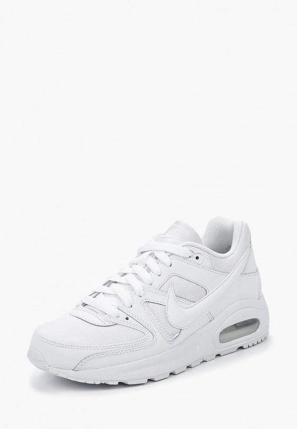 кроссовки nike для мальчика, белые