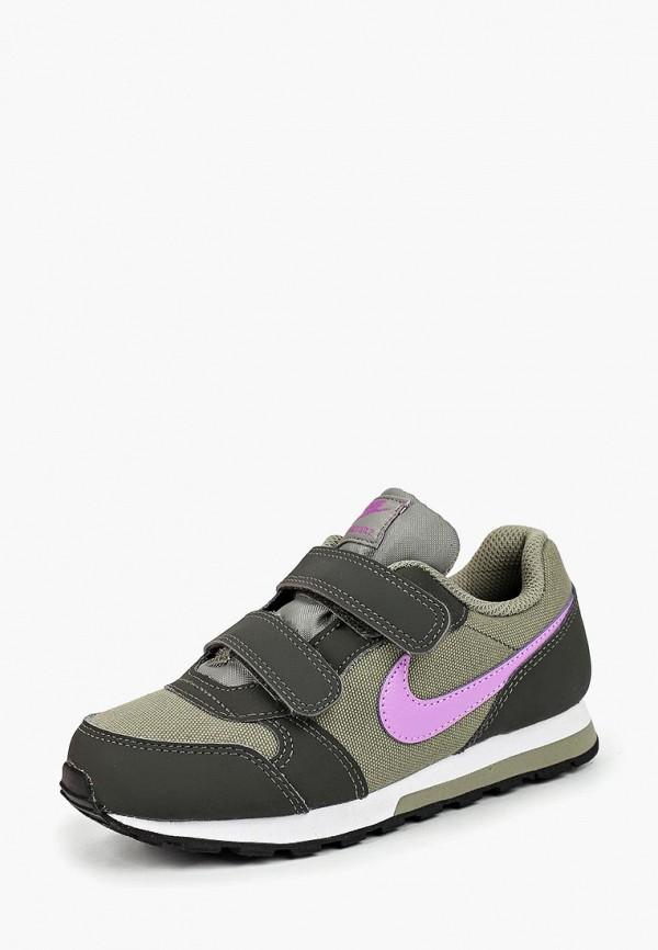 Купить Кроссовки Nike, NIKE MD RUNNER 2 (PSV), ni464agclsw4, хаки, Осень-зима 2018/2019
