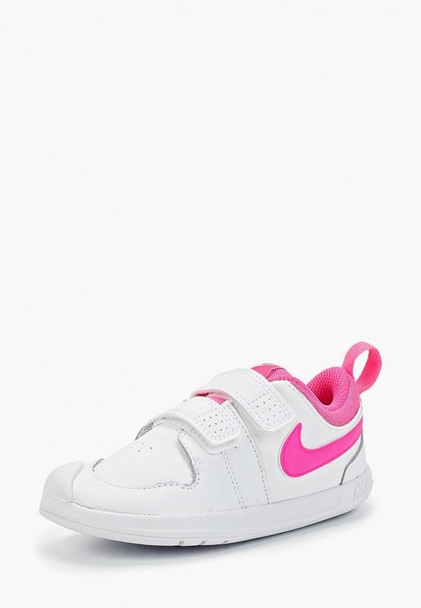 Фото 2 - Кеды Nike белого цвета
