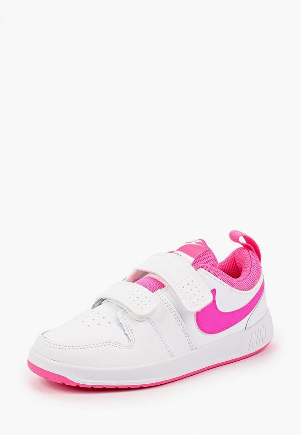 Кеды для девочки Nike AR4161 Фото 2
