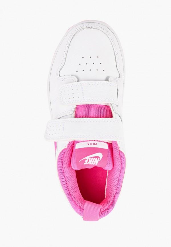 Кеды для девочки Nike AR4161 Фото 4