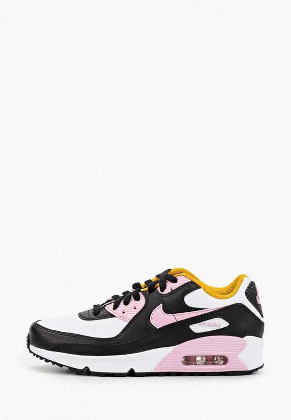 кроссовки nike для девочки, разноцветные
