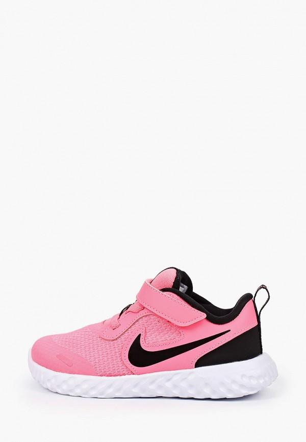Кроссовки Nike Nike BQ5673 розовый фото