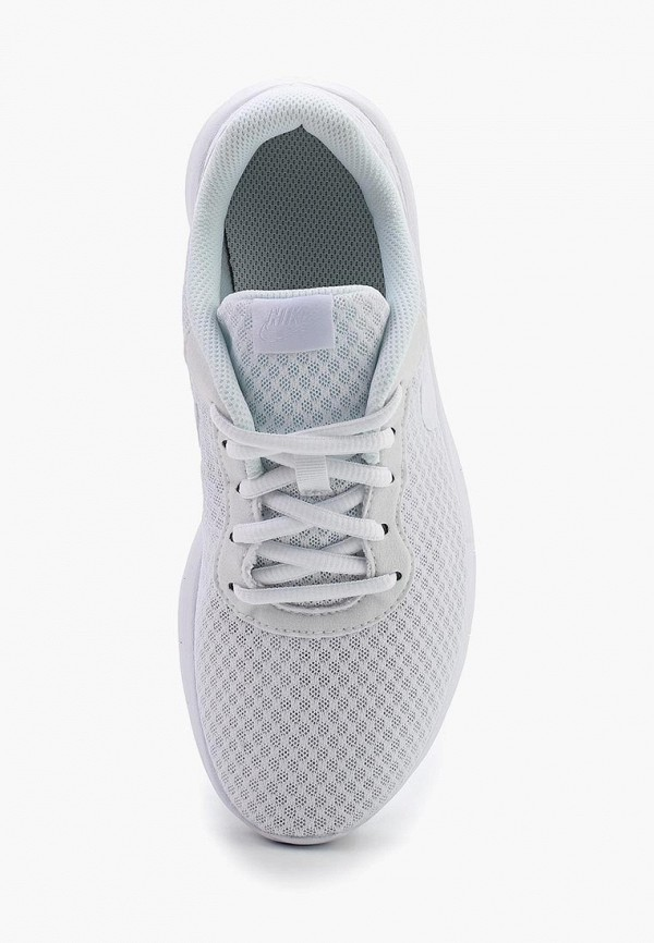 Фото 4 - Кроссовки Nike белого цвета