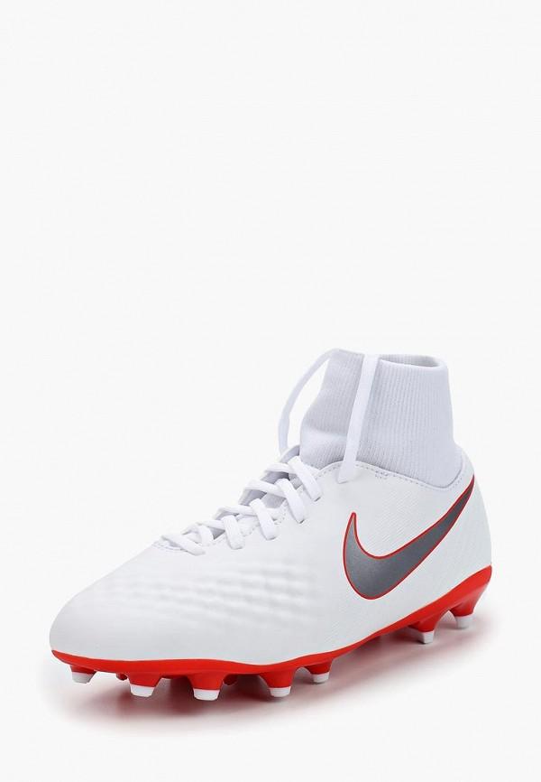 Бутсы Nike Nike NI464AKBBNV0 бутсы nike mercurial victory iii fg 509128 800
