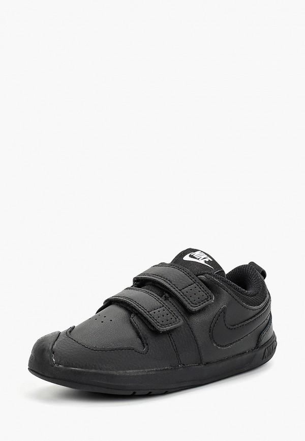 Фото 2 - Кеды Nike черного цвета