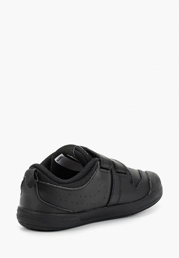 Фото 3 - Кеды Nike черного цвета