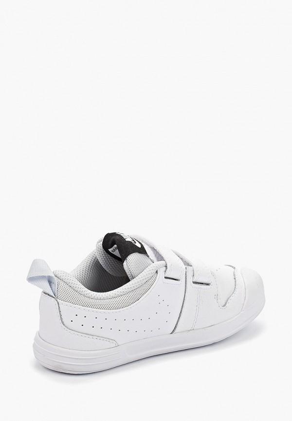 Кеды для девочки Nike AR4162-100 Фото 3