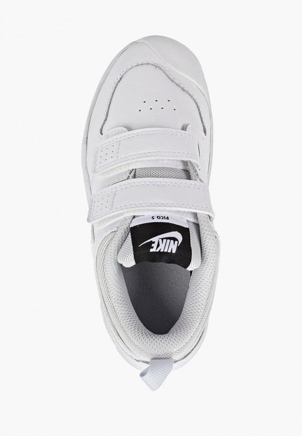 Кеды для девочки Nike AR4162-100 Фото 4