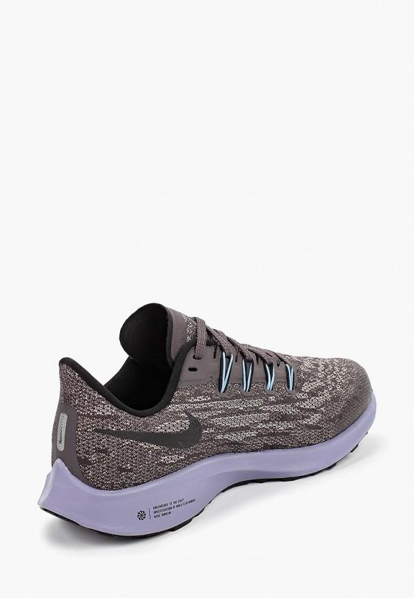 Фото 3 - Кроссовки Nike серого цвета